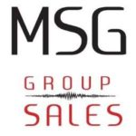 MSG Group Sales